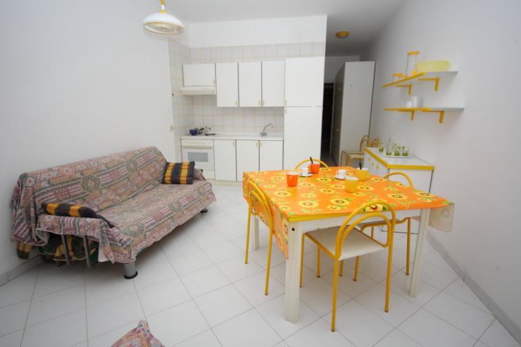 San Vito lo Capo - Residence Il Mulino - Cucina