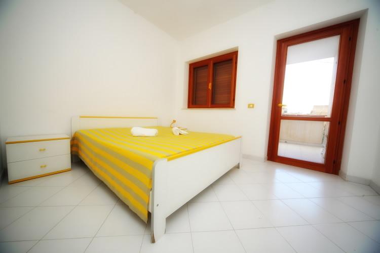 San Vito lo Capo - Residence Il Mulino - Camera da letto