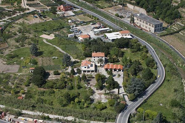 Pietra Ligure - La Corte Natural Resort - Vista dall'alto