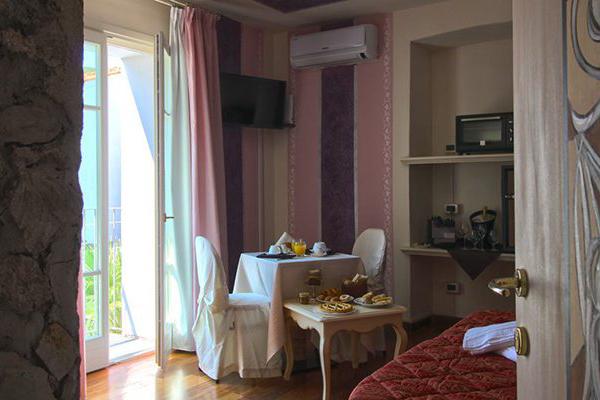 Pietra Ligure - La Corte Natural Resort - Camera