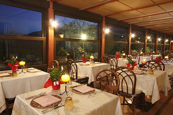 Pietra Ligure - La Corte Natural Resort - Ristorante