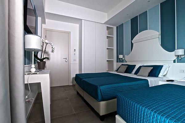 Camere Hotel Ambassador di Marotta