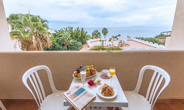 Ricadi - Hotel Ipomea Club - Camera Vista Mare
