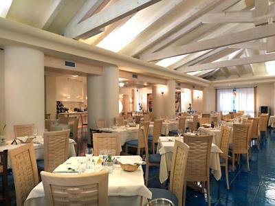 Ricadi - Hotel Ipomea Club -Sala ristorante