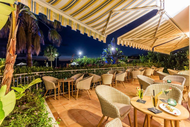 Ricadi - Hotel Ipomea Club - Dehors