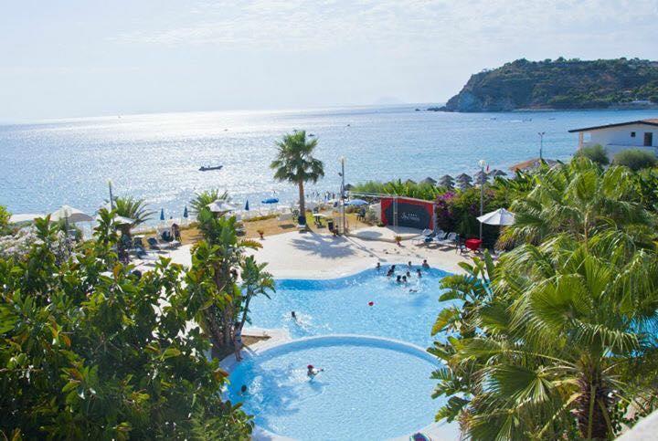 Ricadi - Hotel Ipomea Club - Piscina