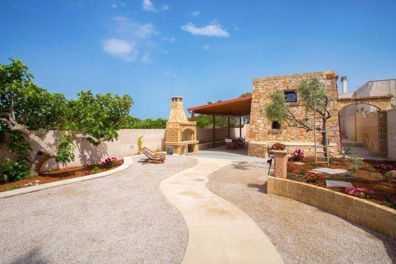 Gallipoli - Casa Vacanza Salento Mare Blu -