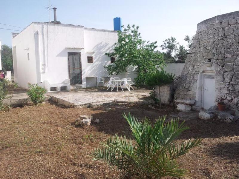 Gallipoli - Casa Vacanza Salento Mare Blu- Esterni casa