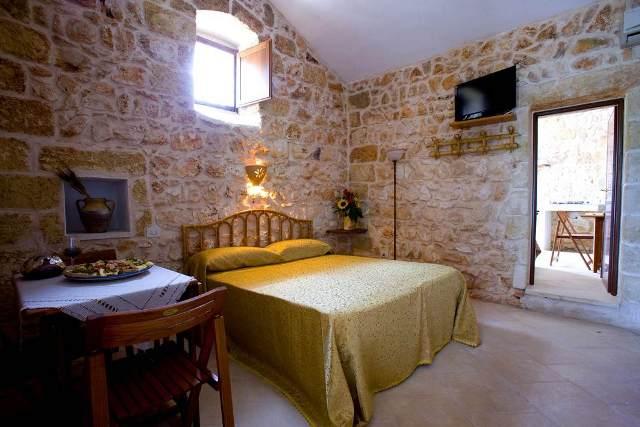 Gallipoli - Casa Vacanza Salento Mare Blu- Camera da letto