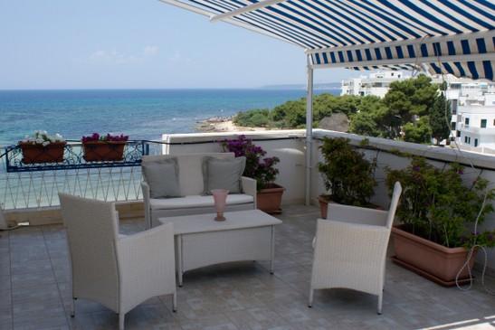 Gallipoli - Casa Vacanza Salento Mare Blu- Casa vista mare