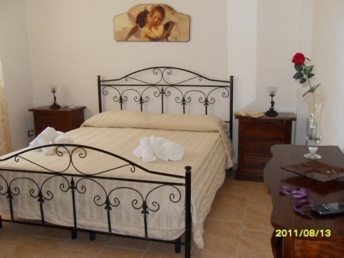 Agriturismo Perla del Salento - Camera da letto
