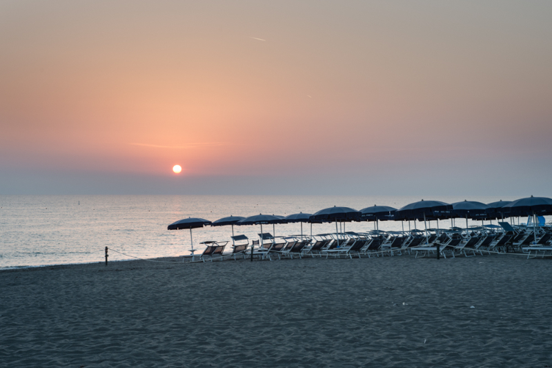 Marina di Bibbona - Park Hotel Marinetta - Spiaggia