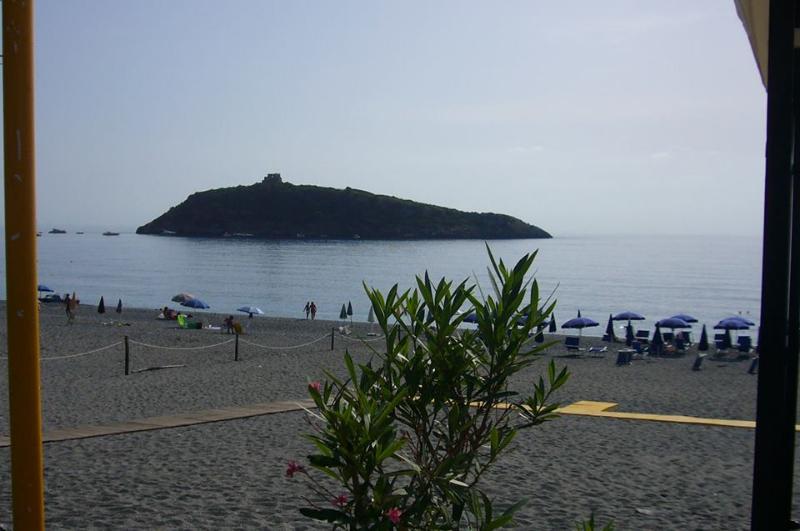 Diamante - Villaggio Turistico Mare Blu - Vista Isola