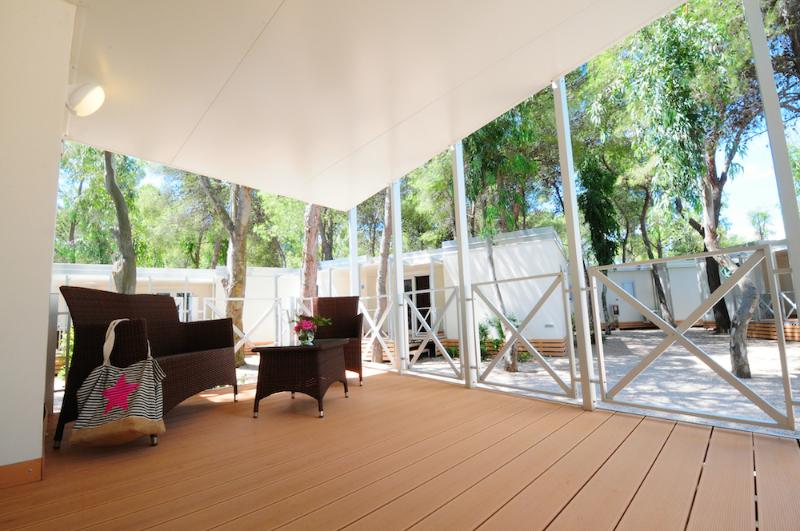Mini suite superior - patio