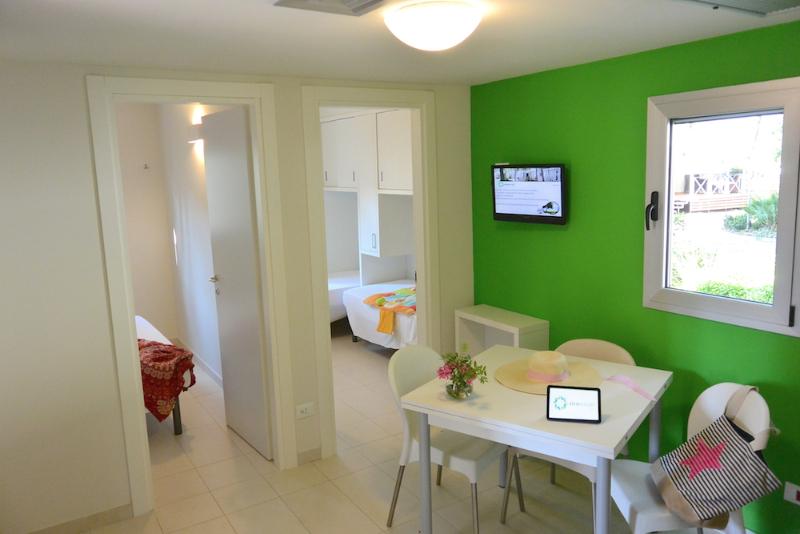 Mini suite superior Sira Resort