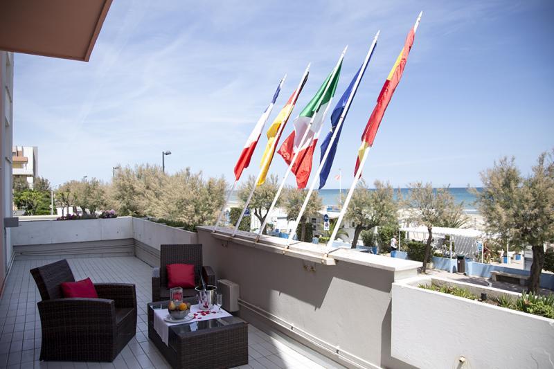 Terrazza  Hotel Miramare Inn