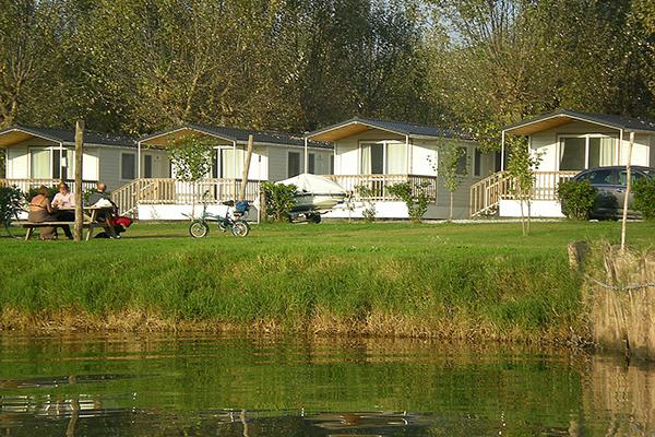 Sarzana - Parco Vacanze Marina 3B - Mobile Home