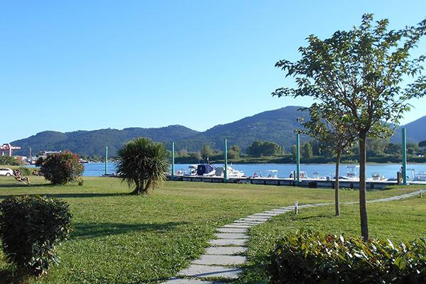 Sarzana - Parco Vacanze Marina 3B -