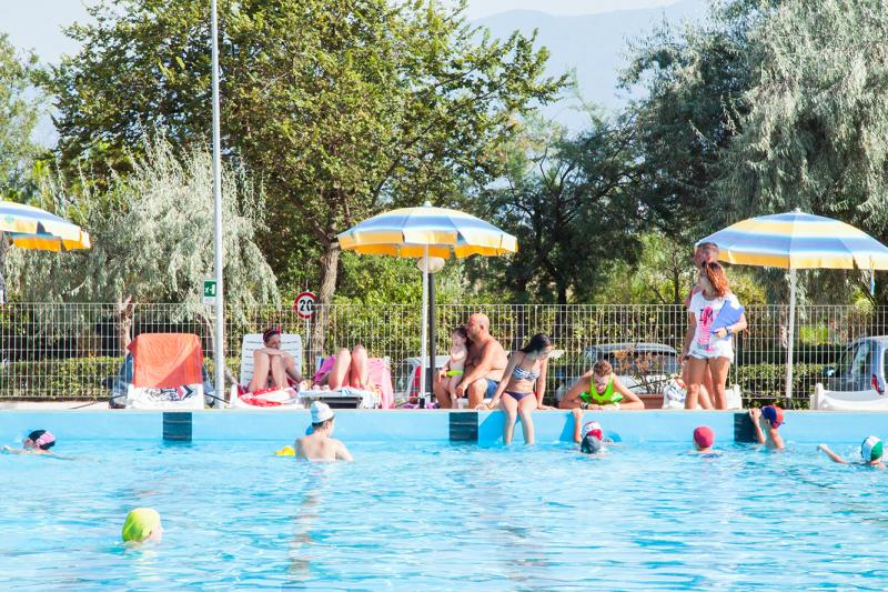 Camping Village Due Elle - Piscina