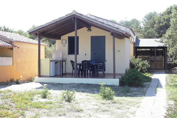 Camping Golfo dell'Asinara - Casa in muratura