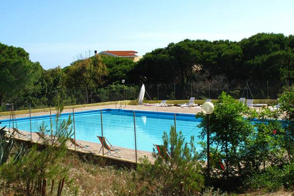 Camping Golfo dell'Asinara - Piscina