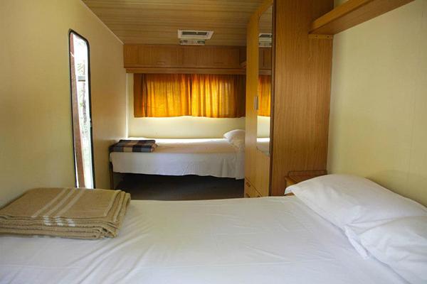 Camping Golfo dell'Asinara - Camera da letto
