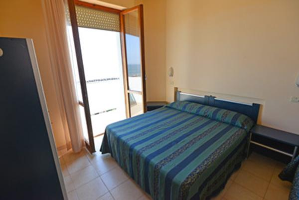 Camera  Hotel Caraibi a Senigallia