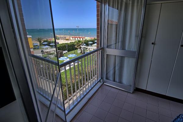 Camera Vista Mare Hotel Prestige di Fano