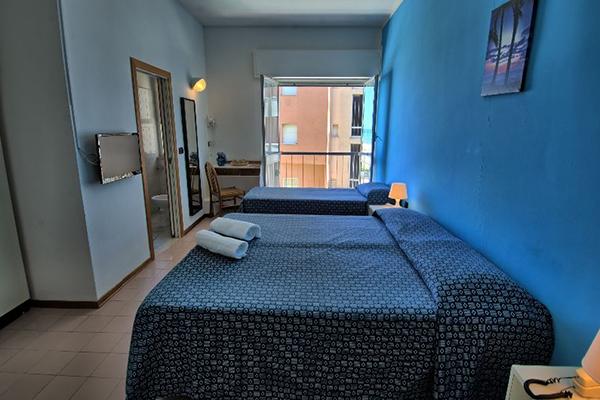 Camera tripla Hotel Prestige di Fano