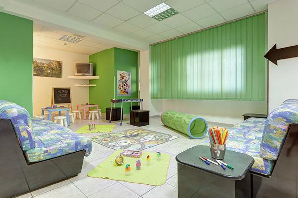 Area giochi Hotel Prestige di Fano