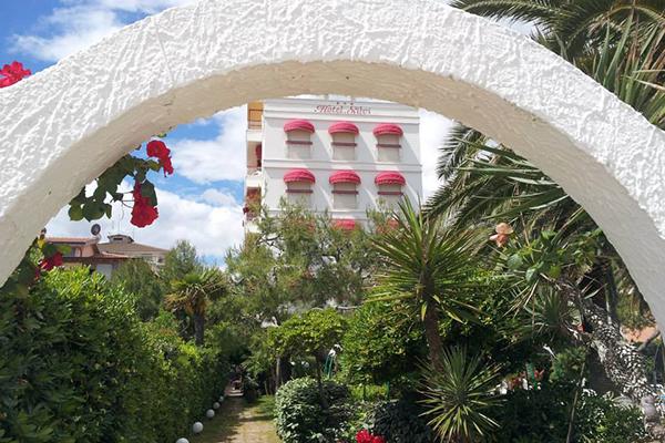 Esterno Hotel Silvi - Beach Village