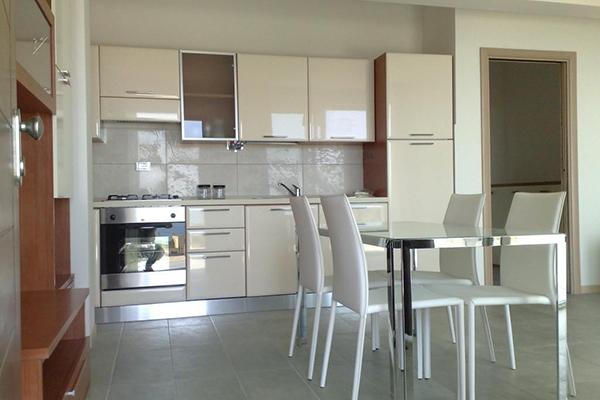 Cucina Appartamento Residence Belvedere