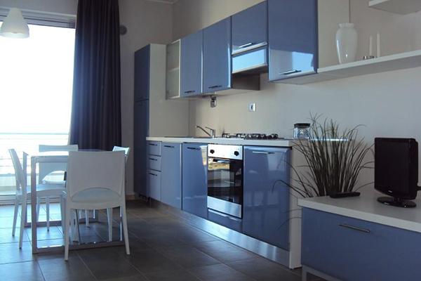 Appartamento del Residence Belvedere a Pineto