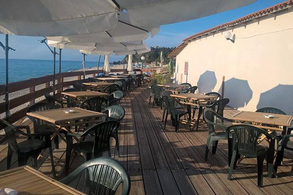 Marina di Zambrone -Villaggio Borgo Marino & Albatros - Dehors al mare