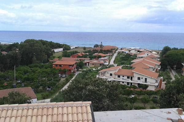 Marina di Zambrone -Villaggio Borgo Marino & Albatros - Vista dall'alto
