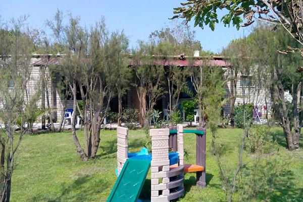 Marina di Minturno - Residence Lido Il Ragno - Area Giochi