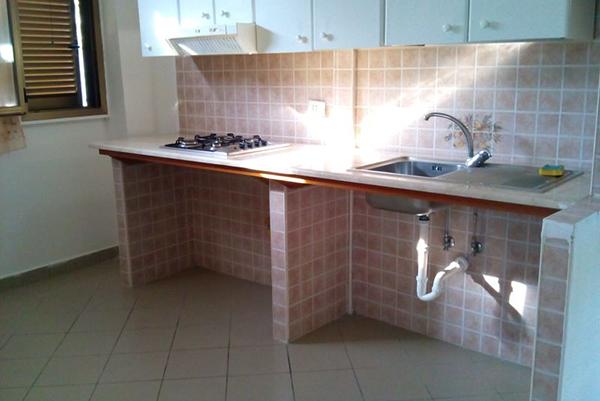 Marina di Minturno - Residence Lido Il Ragno - Cucina