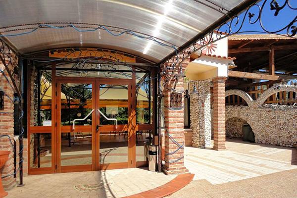 Hotel Residence Parco del Sole del Gargano- esterni
