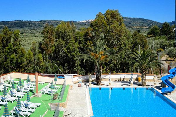 Hotel Residence Parco del Sole del Gargano- Solarium