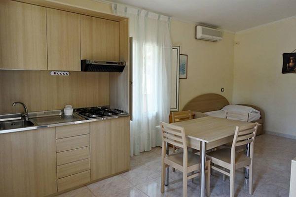 Hotel Residence Parco del Sole del Gargano- Cucina