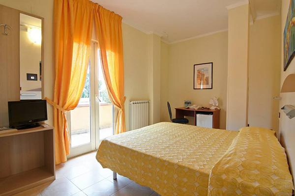 Hotel Residence Parco del Sole del Gargano- Camera da letto