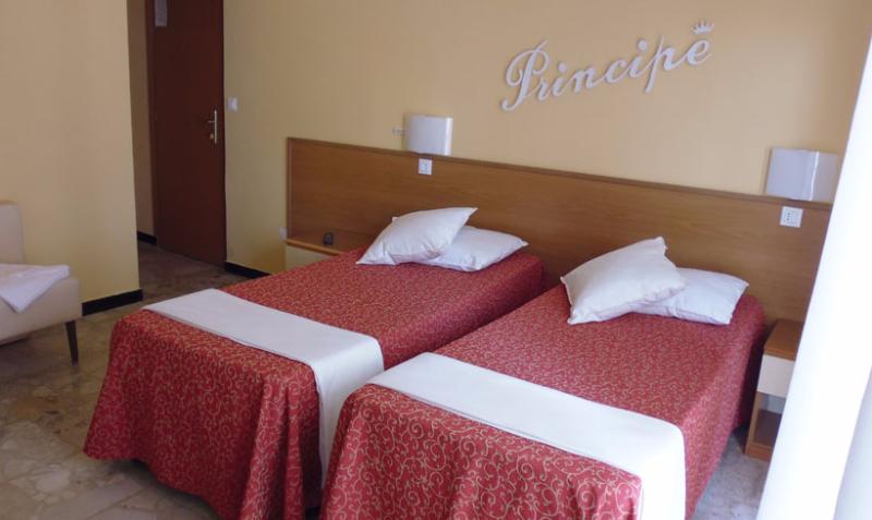 Pietra Ligure - Hotel Principe - Camera