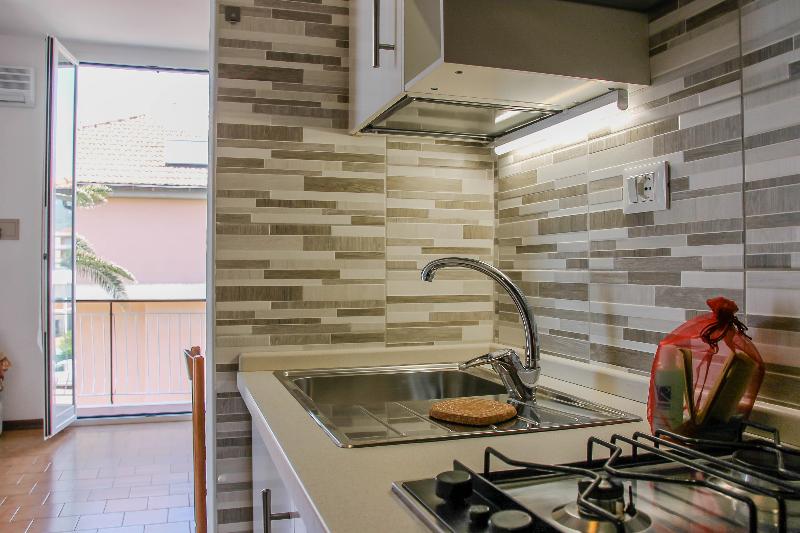 Cucina appartamento monolocale