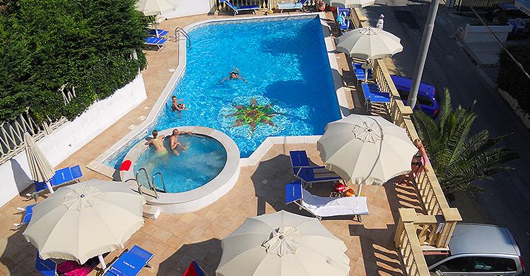 Hotel Pineta-Gargano