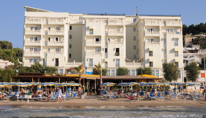 San Menaio -Hotel Residence Marechiaro