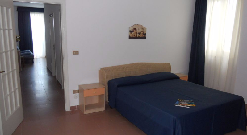 San Menaio -Hotel Residence Marechiaro - Camera