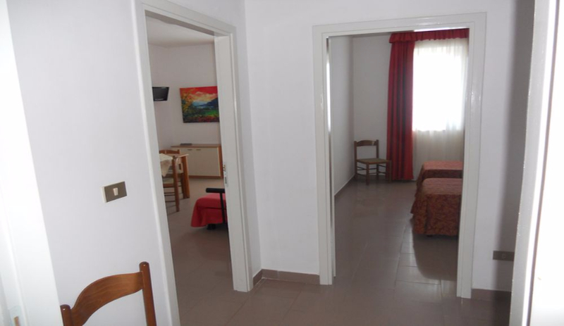 San Menaio -Hotel Residence Marechiaro - Interno Alloggio