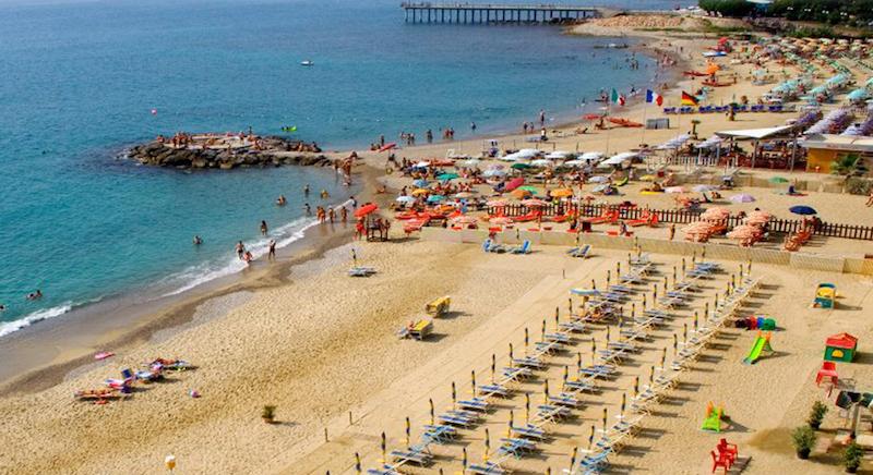 Pietra Ligure - Spiaggia