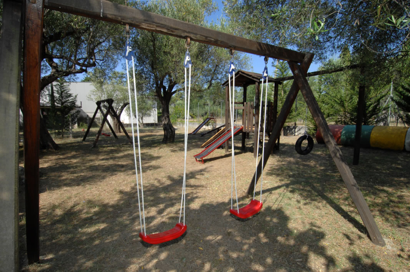 Vibonati - Elayon Club Residence - Area Giochi