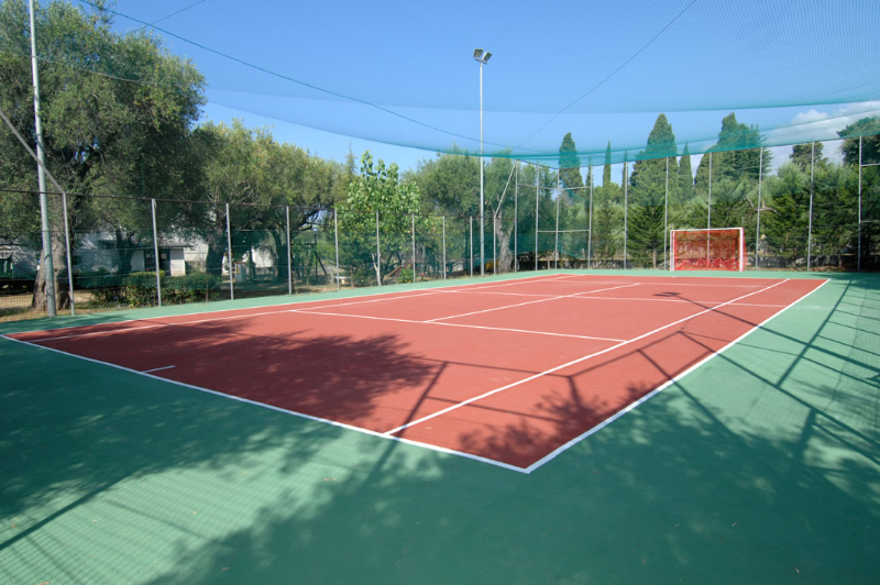 Vibonati - Elayon Club Residence -Campo polivalente